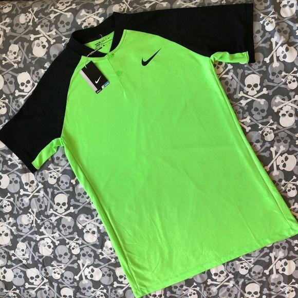 21e2474ab Nike Shirts | Dry Raglan Blade Golf Polo Lgt | Poshmark